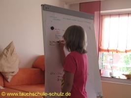 Grundtauchschein Theorie Teil III 07.07.2010