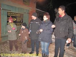 Schneegrillen 2010