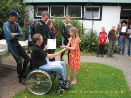 Schnuppertauchen Stadensen 2007