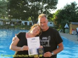 Petra Dietrich, IDA CMAS T1 (Bronze),  25.05.2014