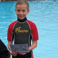 Leonie Schmidt, Junior Flipper I, 21.08.2008
