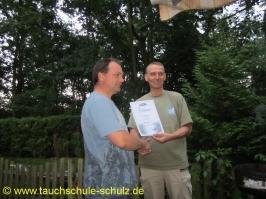 Bernd Adelmann, Refresher Kurs, 07.07.2012
