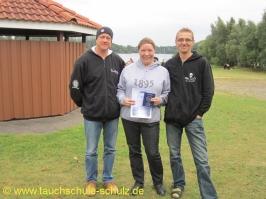 Antonia Luck, IDA CMAS T1 (Bronze), 17.08.2014