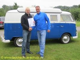Florian Dziubiel, IDA CMAS T1 (Bronze), 30.06.2013