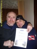Holger Bombeck , IDA CMAS Silber (**), 03.06.2012