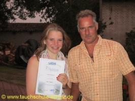 Imke Bombeck, IDA CMAS T1 (Bronze), 28.07.2013