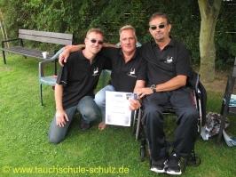 Jens Menke, IDA/RC Pool Instructor (*), 11.08.2015